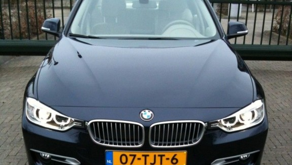 BMW F30 320d EfficientDynamics Edition Voorkant