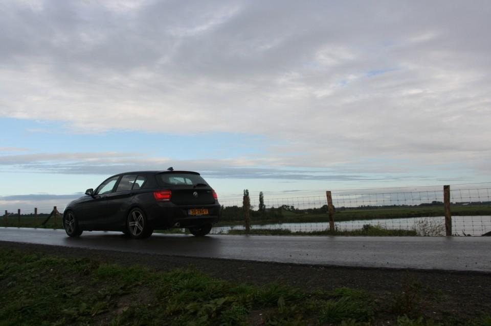 BMW F20 116d EfficientDynamics Edition Achterkant