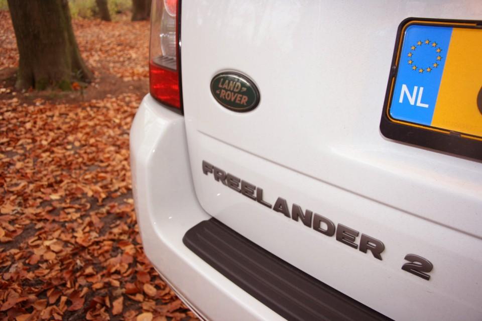Land Rover Freelander 2 Logo