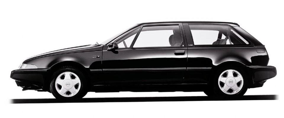 Volvo 480 zijkant
