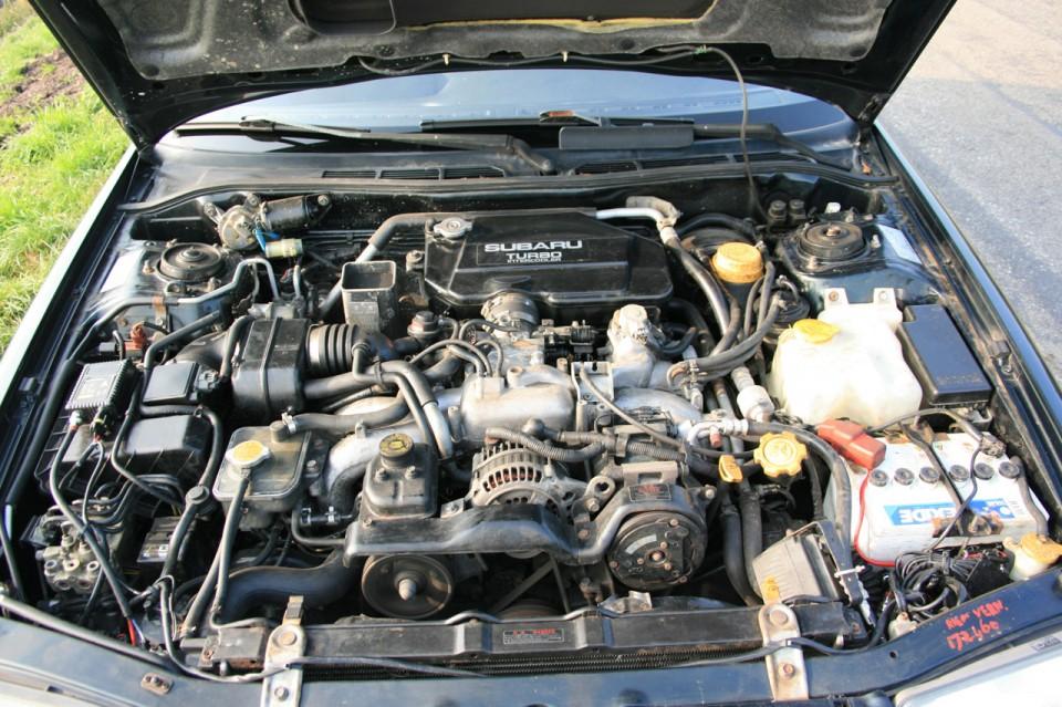Subaru Legacy Turbo Motor