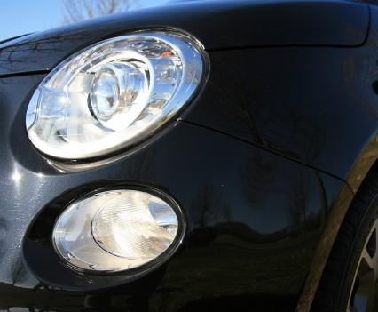 Fiat 500S Cabrio Koplamp