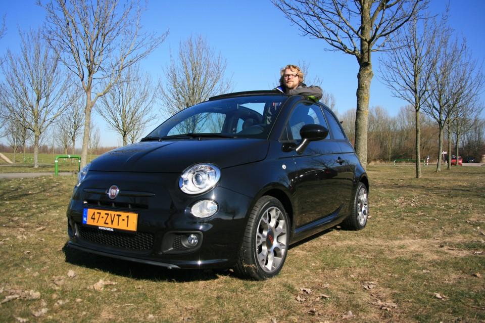 Fiat 500S Cabrio Laurens