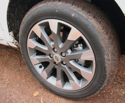 Land Rover Freelander Si4 Velg
