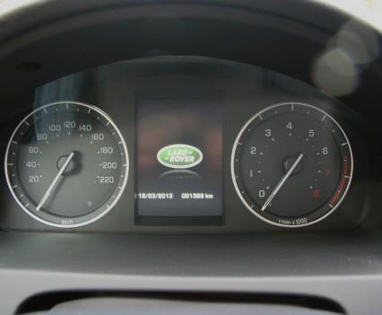 Land Rover Freelander Si4 Tellers