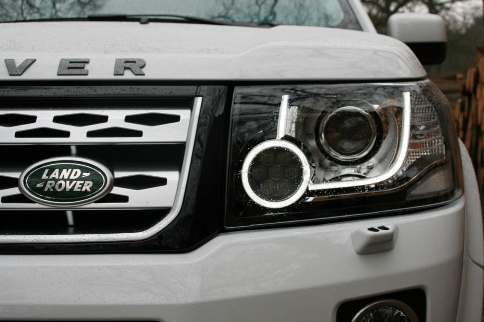 Land Rover Freelander Si4 Koplamp