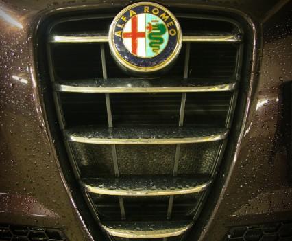 Alfa Romeo MiTo Grille