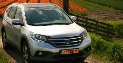 Honda CR-V Voorkant