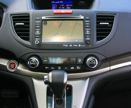 Honda CR-V Middenconsole
