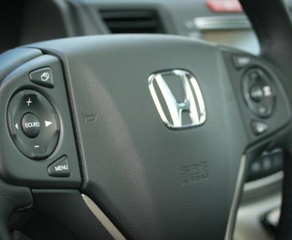 Honda CR-V Stuur