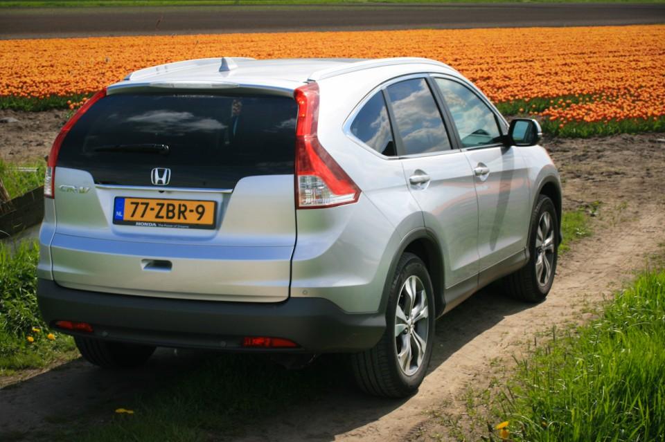 Honda CR-V Achterkant