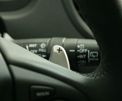 Honda CR-V Schakelflipper