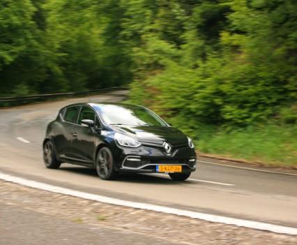 Renault Clio RS 2013 Zijkant