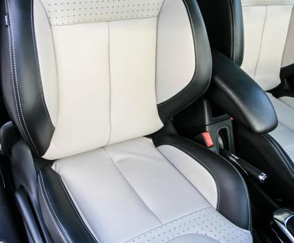 Citroën DS3 Cabrio Stoel