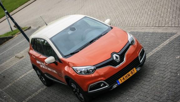 Renault Captur Voorkant
