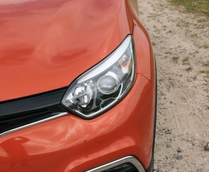 Renault Captur Koplamp