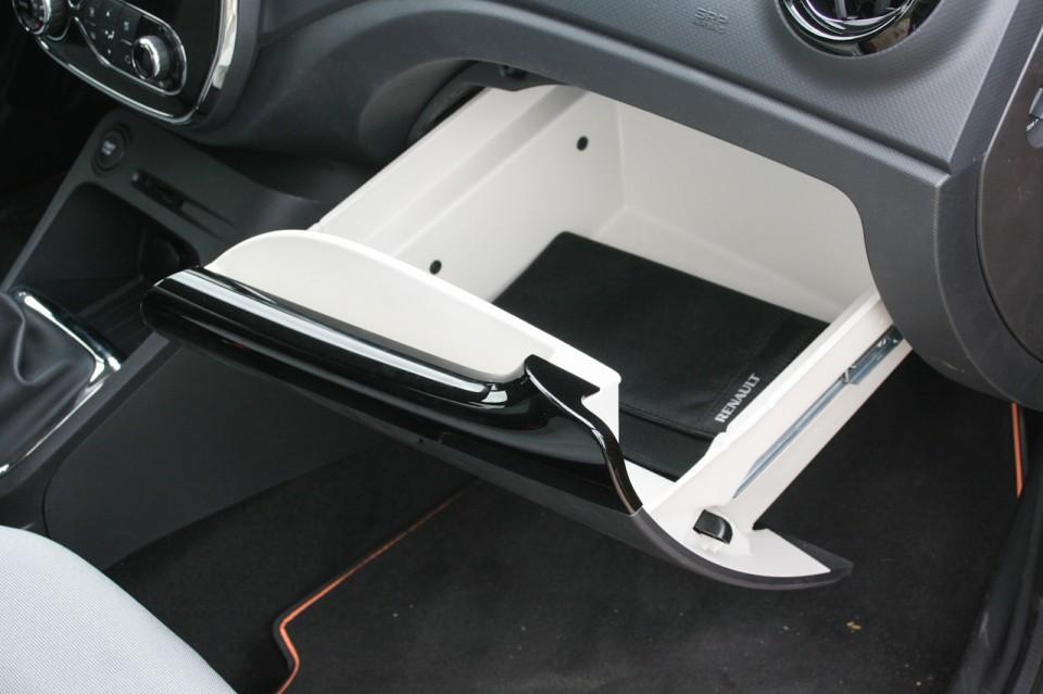 Renault Captur Dashboardkastje