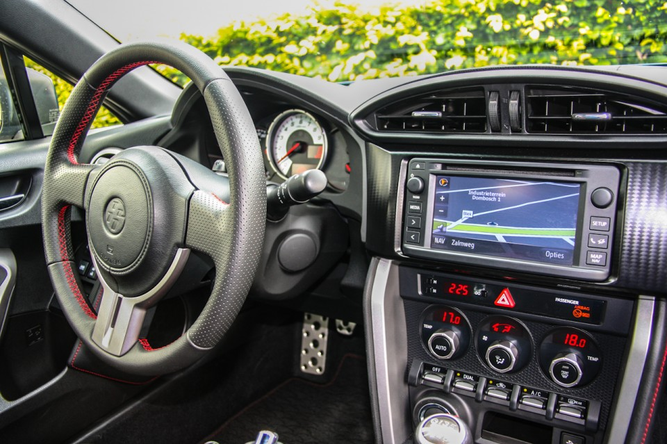 Toyota GT86 Interieur