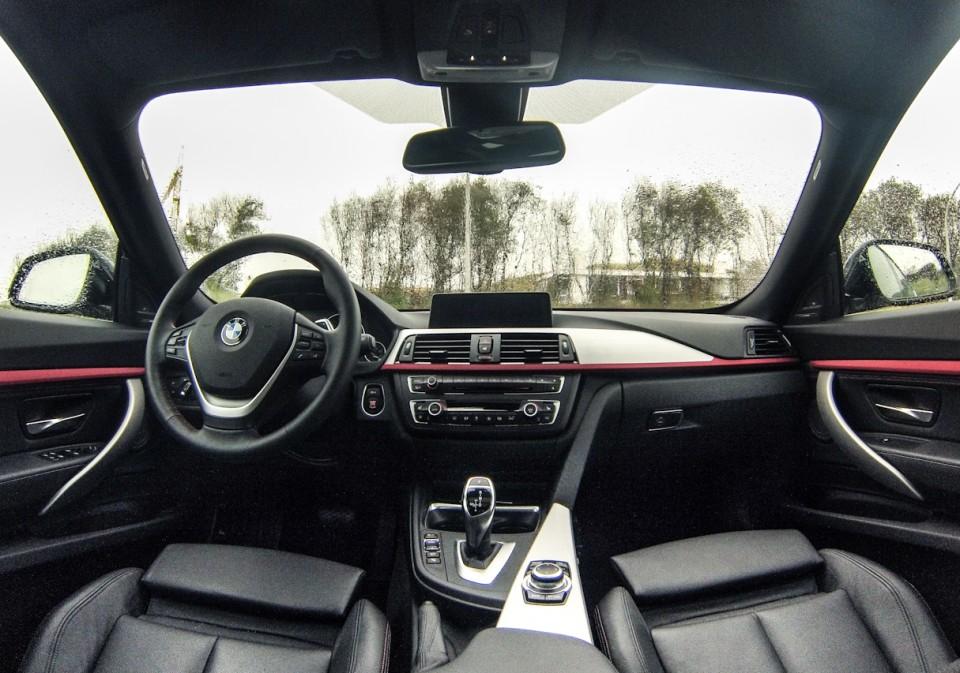 BMW F34 3-serie GT 328i Dashboard