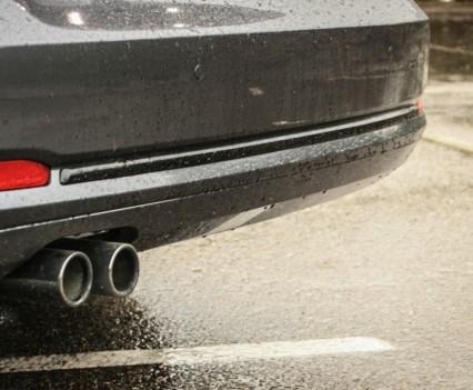 BMW F34 3-serie GT 328i Uitlaat