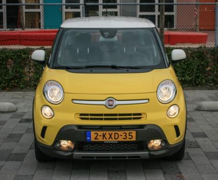 Fiat 500L Voorkant
