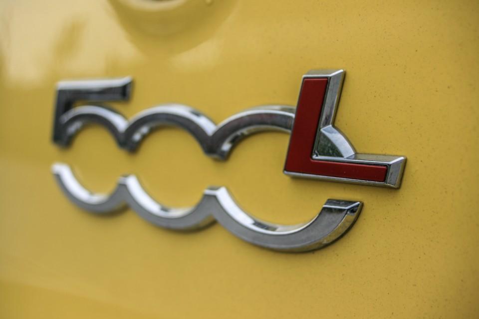 Fiat 500L Logo
