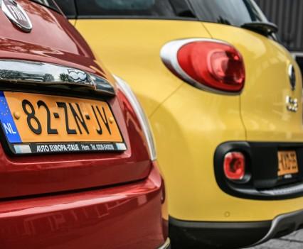 Fiat 500L en 500