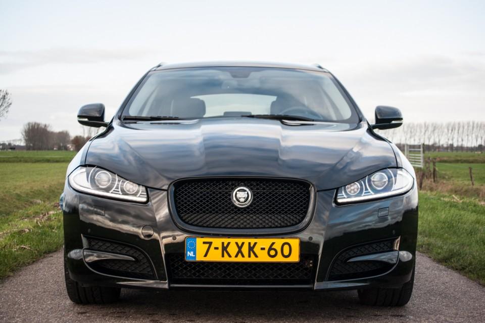 Jaguar XF Sportbrake Voorkant