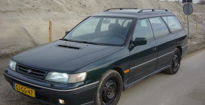 Subaru Legacy Turbo