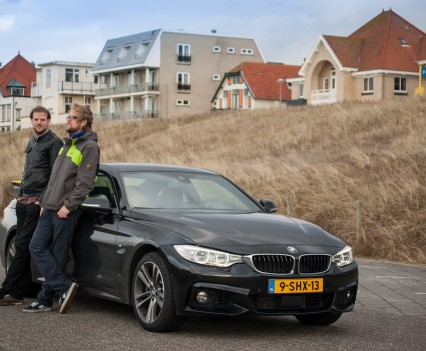 BMW 4-series 435i Coupe Love At First Drive