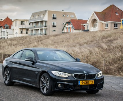 BMW 4-series 435i Coupe Front