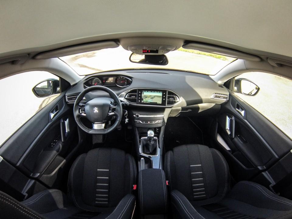 Peugeot 308 Interieur