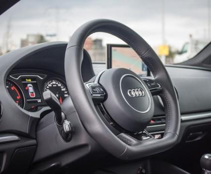 Audi A3 Limousine Stuur