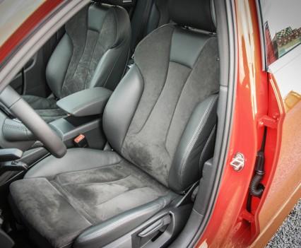 Audi A3 Limousine Stoel