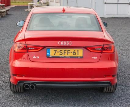 Audi A3 Limousine Achterkant