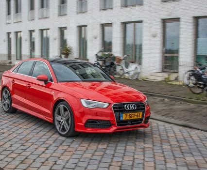 Audi A3 Limousine Voorkant