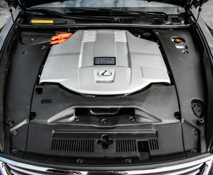 Lexus LS600h L motor
