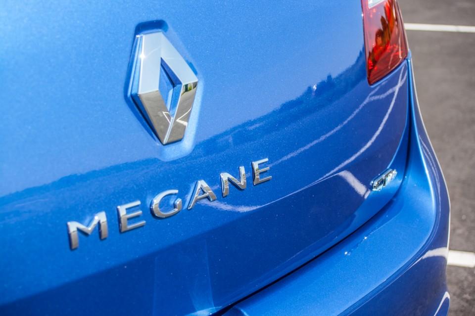 Renault Megane Logo