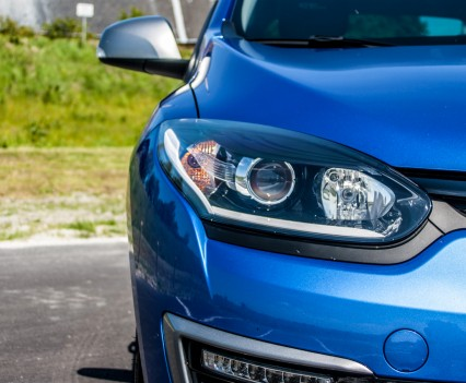 Renault Megane Koplamp