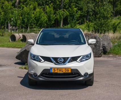 Nissan Qashqai Voorkant