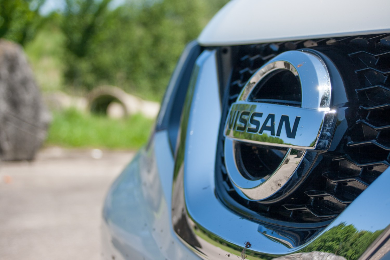 Nissan Qashqai Grille