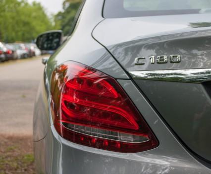 Mercedes C Klasse W205 achterlicht