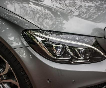 Mercedes C Klasse W205 koplamp