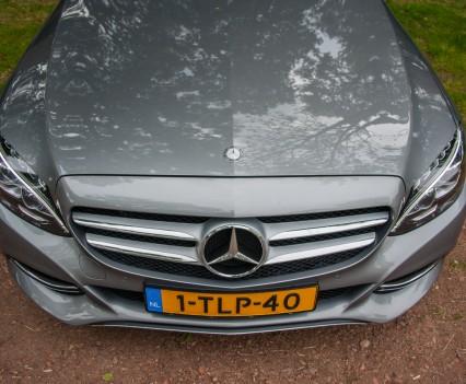 Mercedes C Klasse W205 voorkant