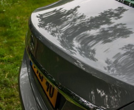 Mercedes C Klasse W205 spoiler