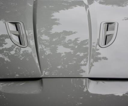 Jaguar XKR-S Convertible Hood White