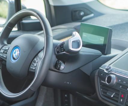BMW i3 REX stuur