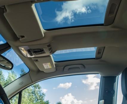 BMW i3 REX open dak