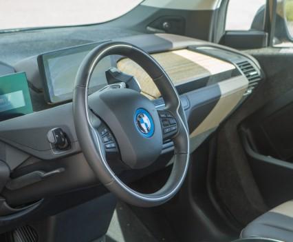 BMW i3 REX dashboard