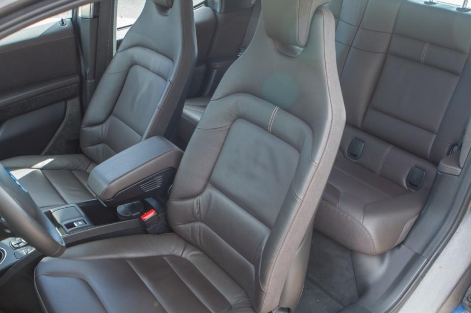 BMW i3 REX interieur